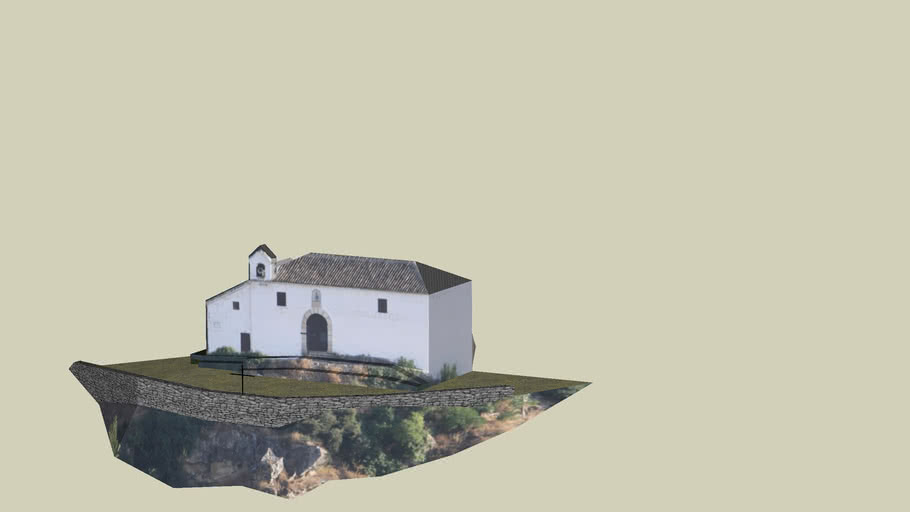 Ermita de San Isicio, Cazorla