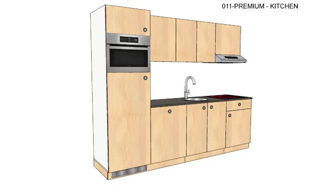 PREMIUM - KITCHEN