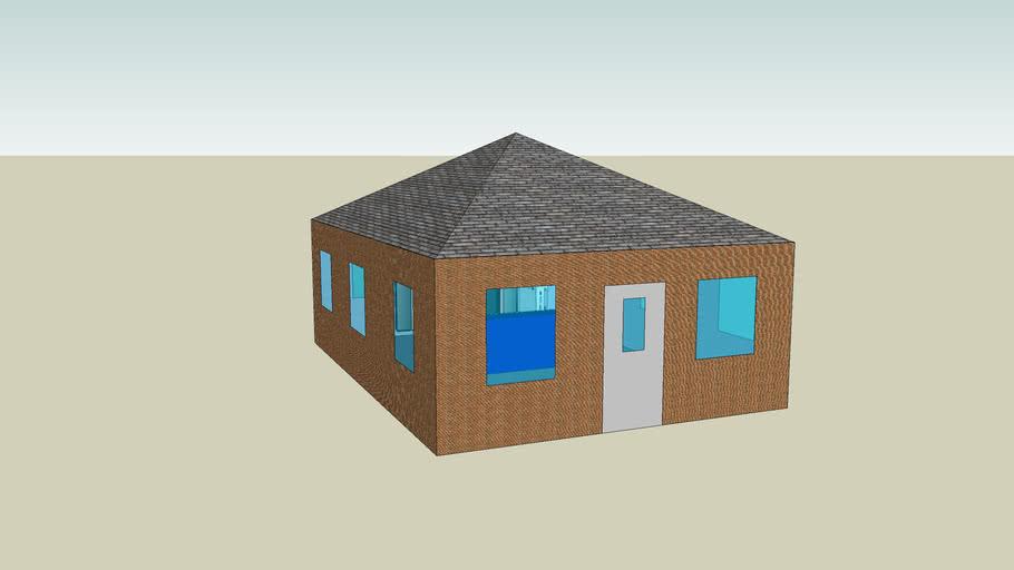 xbox 360 house