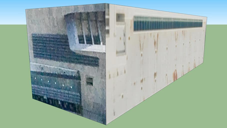 IUPUI Campus Center - UNFINISHED
