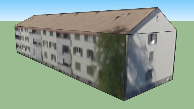 Building in Basel, Schweiz