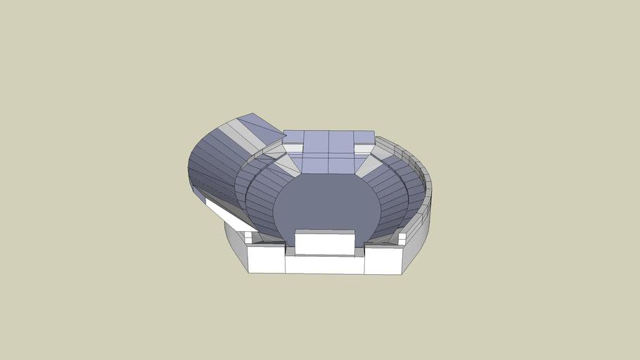 Unfinished Stadium