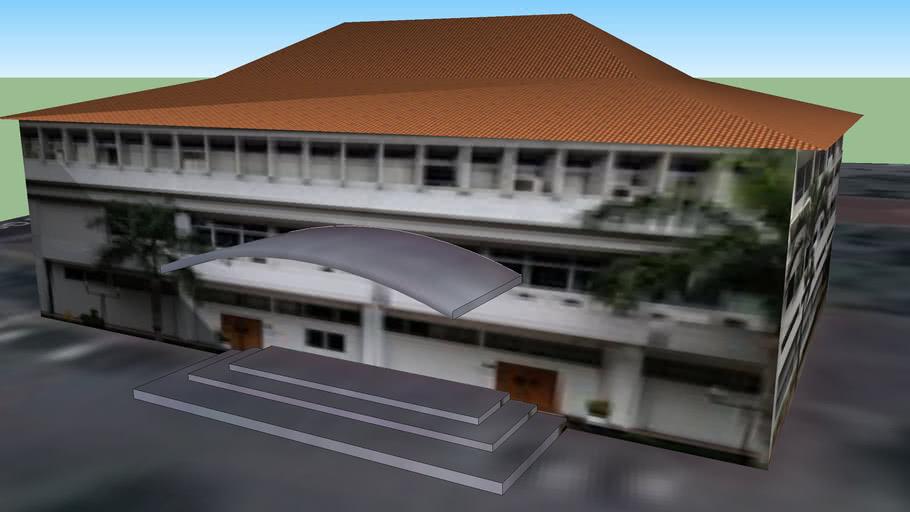 Gedung Fakultas Ekonomika & Bisnis Universitas Gadjah Mada