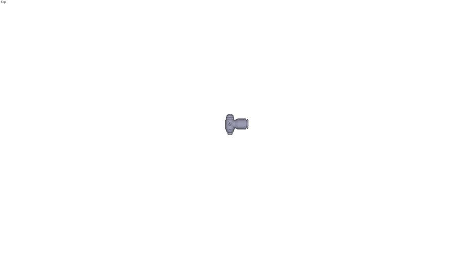 7010 - FLOW REGULATORSEXHAUSTBSPP & METRIC DIAM D 6 MM C M5x08