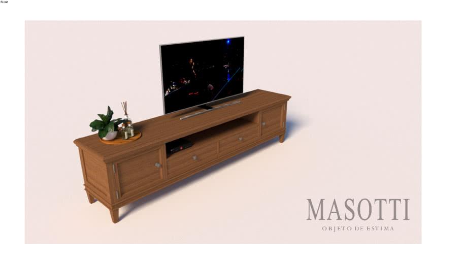 Rack Coleção Masotti MAS.370.1 200 F15
