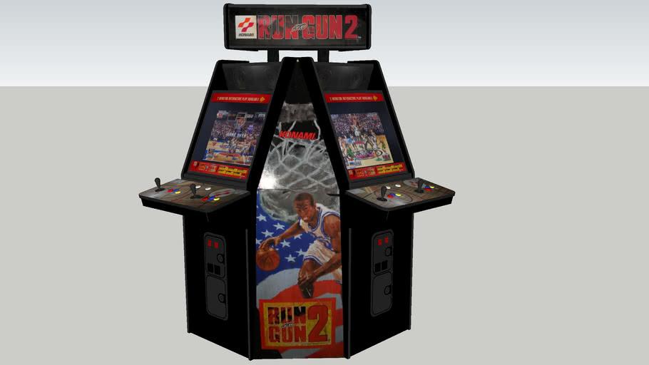 Run and Gun 2 arcade game