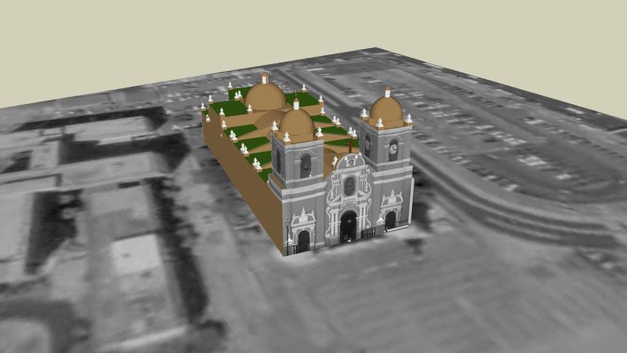 Basilica Ntra Sra de la Ciquinquirá