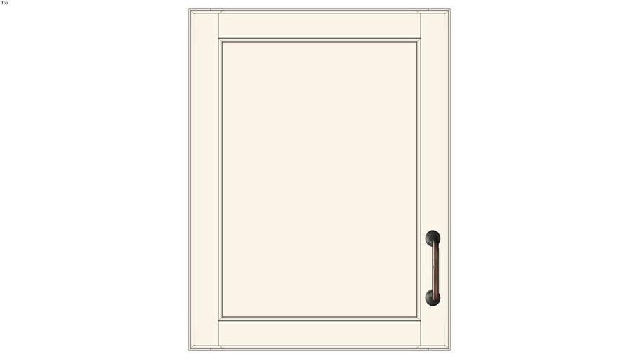Wall Single Door 24H
