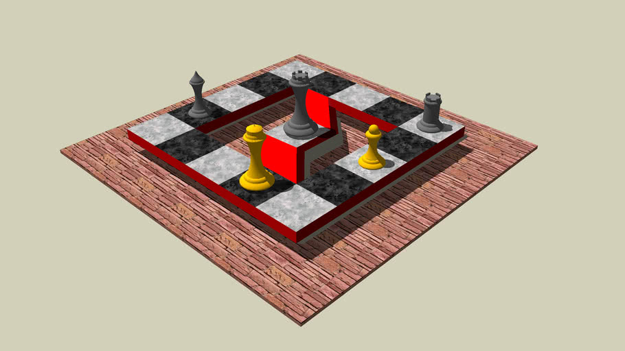 impossible chess