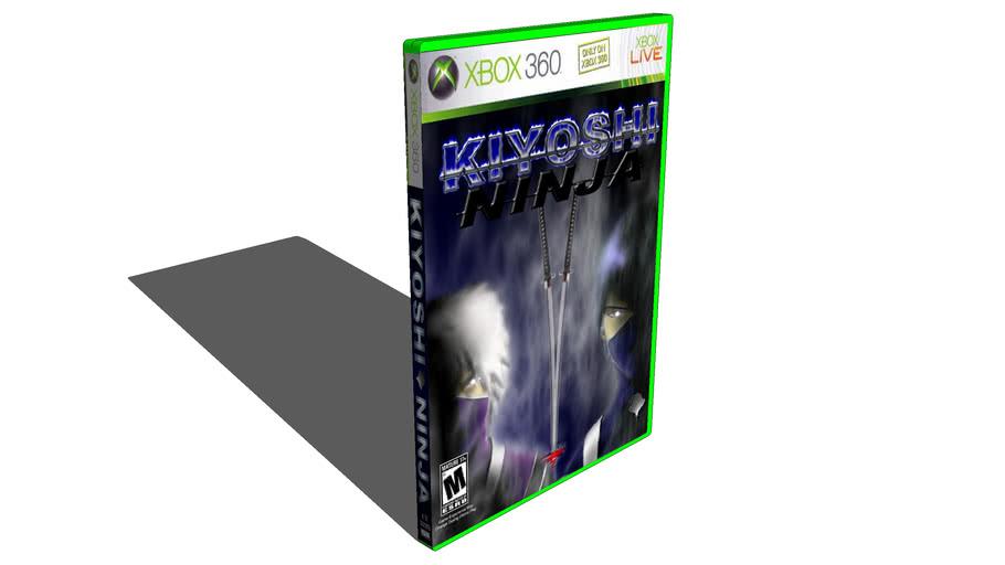 xbox 360 game (Kiyoshi Ninja)