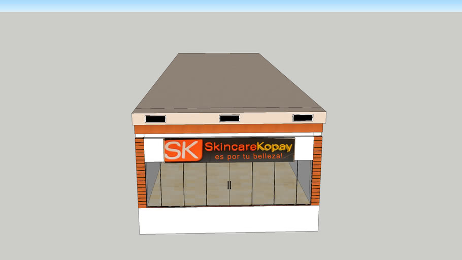 Local de Skincare Kopay de Galerías Saltillo