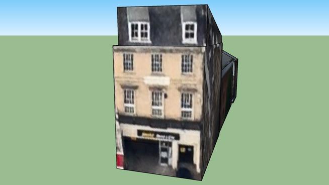 Building in Edinburgh EH1 3RN, UK