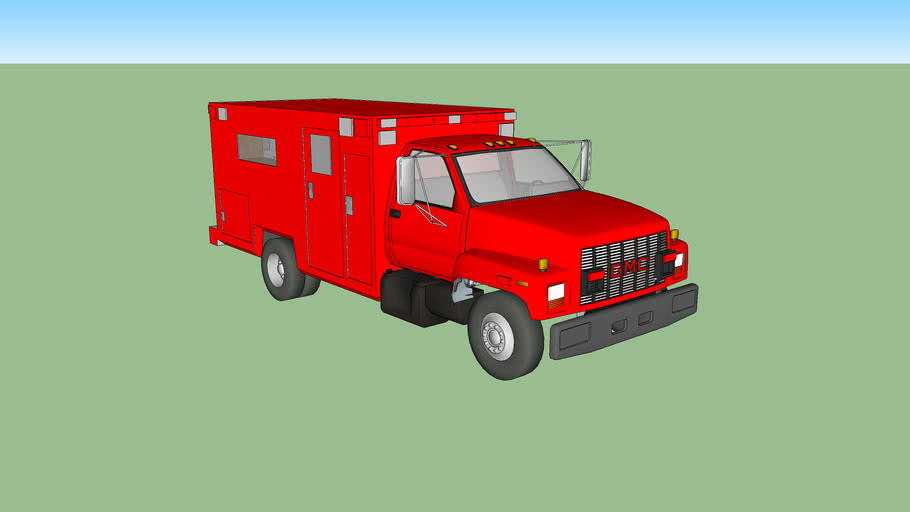 intensive Care    Fire ambulance washington