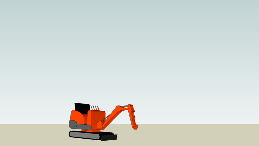 Mini Mini Digger