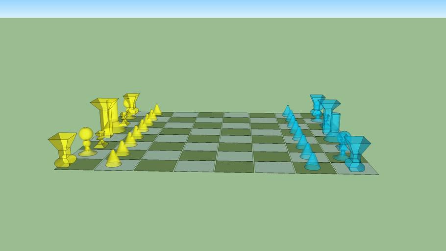 DATA7 chess board