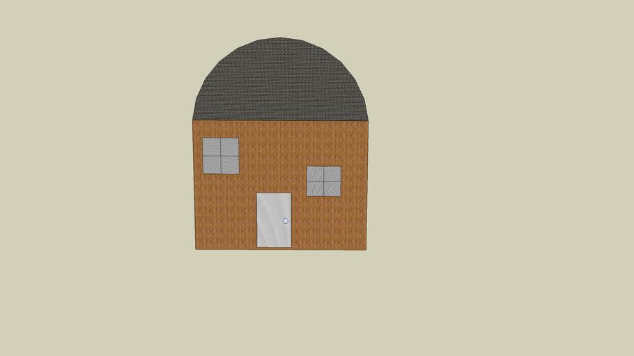 brain bucket house