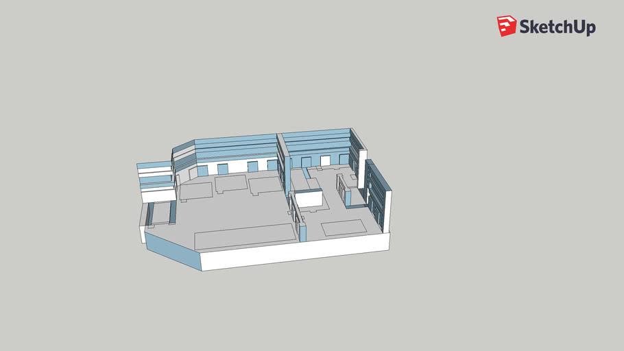 hanger layout