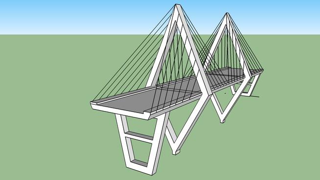 Puente Atirantado Jesus Izcoa Moure(Naranjito PR to Toa Alta PR)