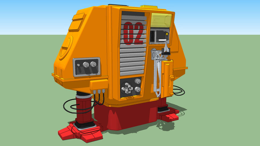 Drone 2 From Silent Running: Huey