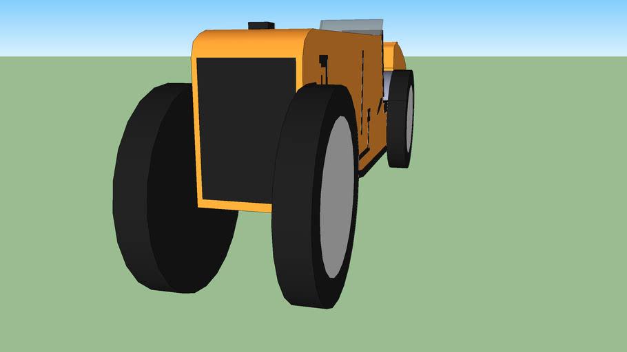 miller 91 racing car
