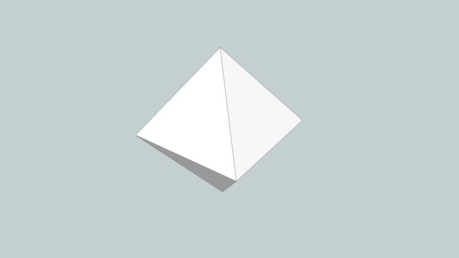 regular octahedron