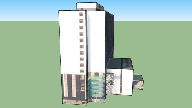 Construção em Birmingham, West Midlands B1 1TB, UK
