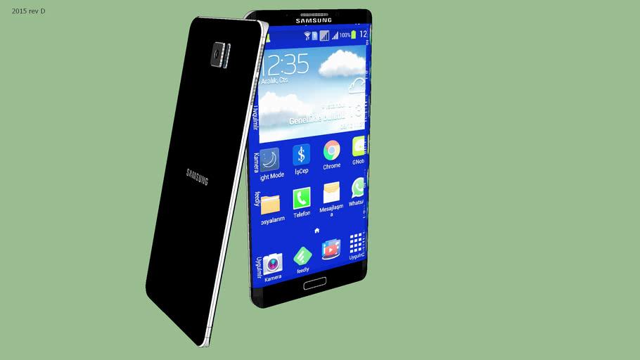 Samsung S6 Edge Dual