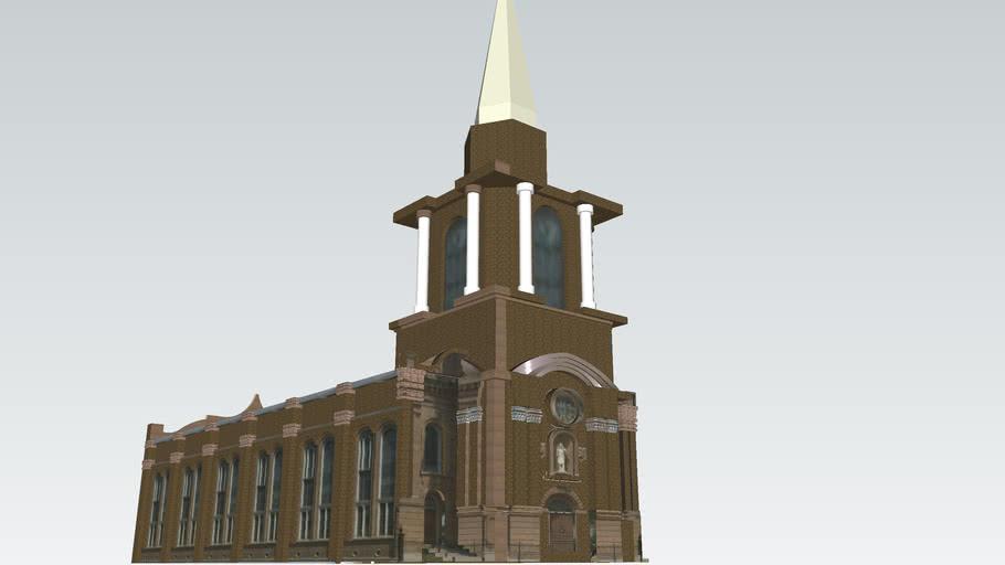 church 1900 Clio St, New Orleans, LA 70113, USA