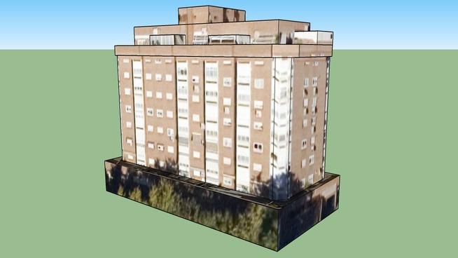 Строение по адресу Мадрид, Испания