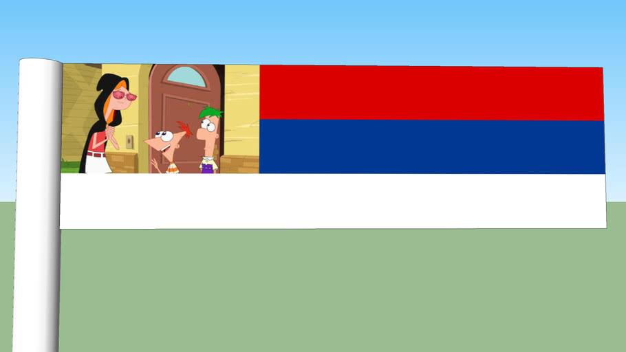 Flag of Republika Srpska +The curse of candace.jpg