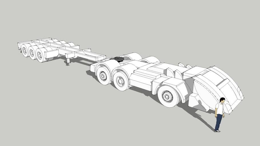 BullFighter Locomotive