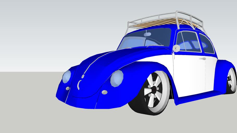 """beetle """"53"""" modified"""