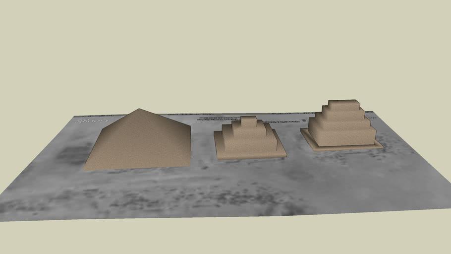 Queens Pyramid