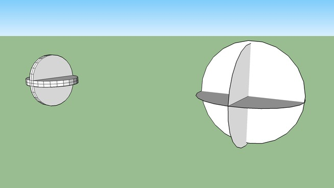 attempts to make a sphere