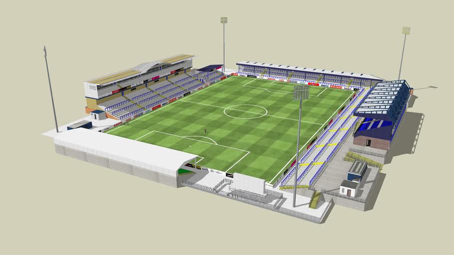 Bristol Rovers - Memorial Stadium