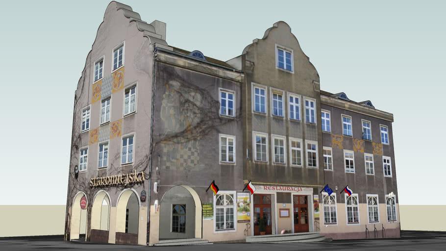 """Restauracja """"Staromiejska"""" Olsztyn"""