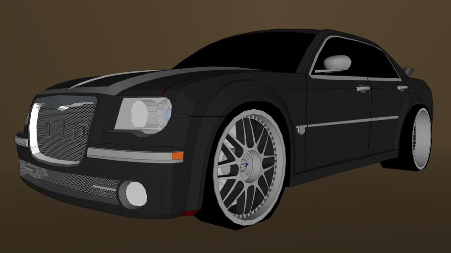 Tuned Chrysler 300 C-KID Edition / Cubankid's Tuner Contest 2