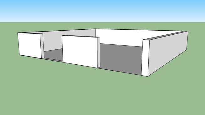 casa estrutura