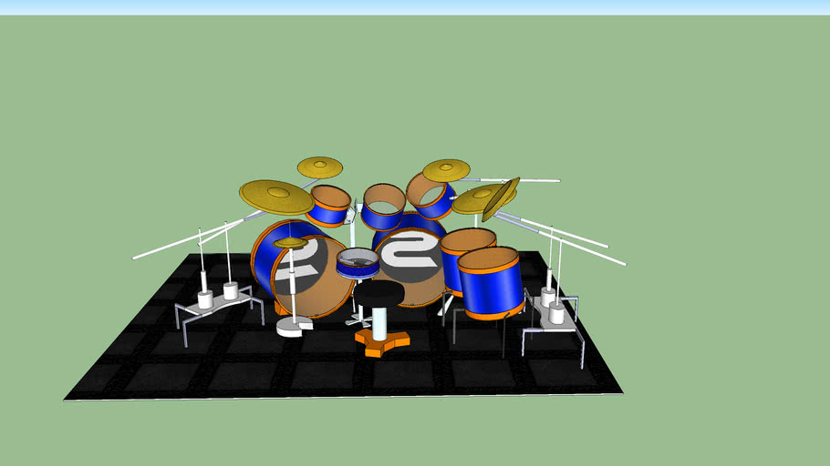 ULTIMATE DRUMSET