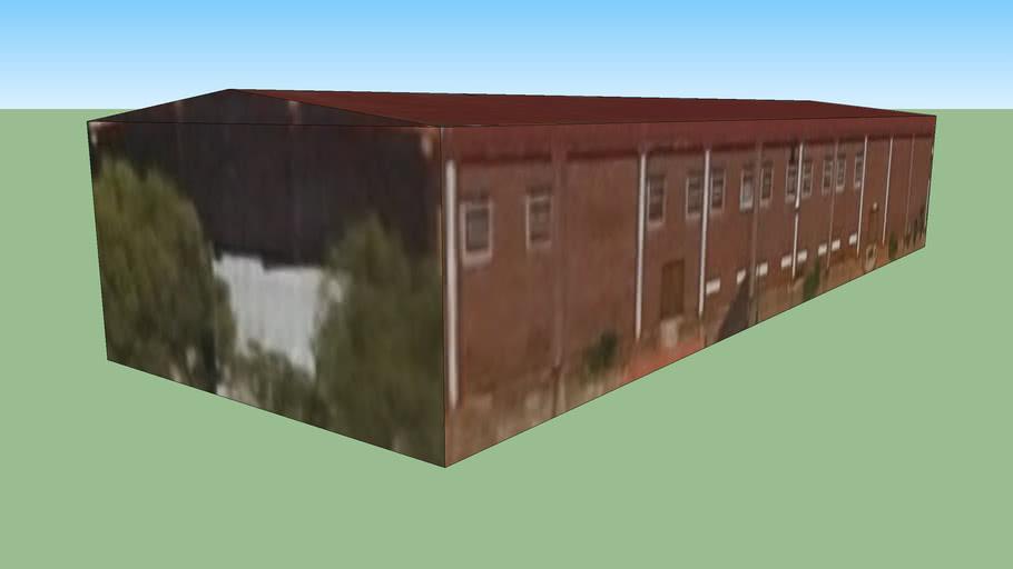 Building in Tshwane, South Africa