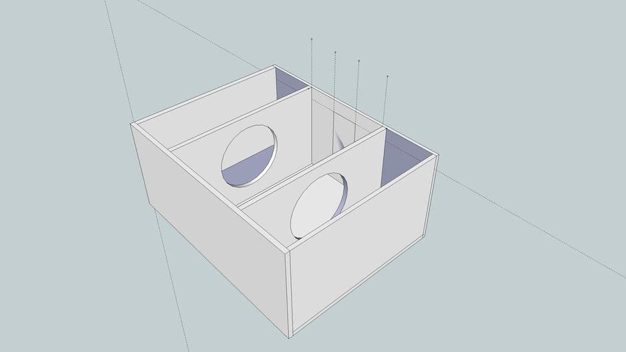 practice box 4th order bandpass