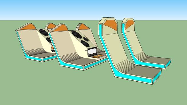 Boline seating arrangment