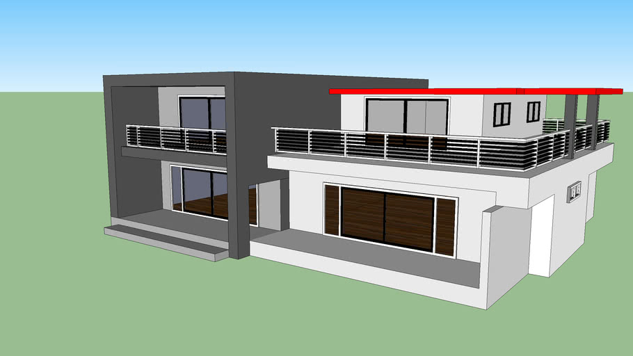 Modern Home (My Dream Home)