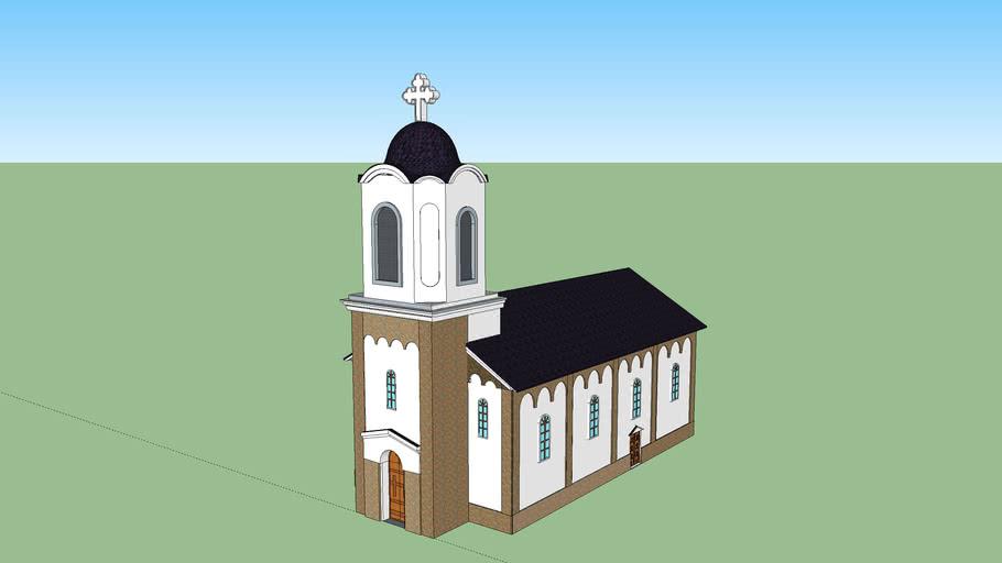 Црква Св. Вазнесења Господњег Српска Грапска