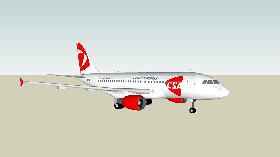 A320 CSA