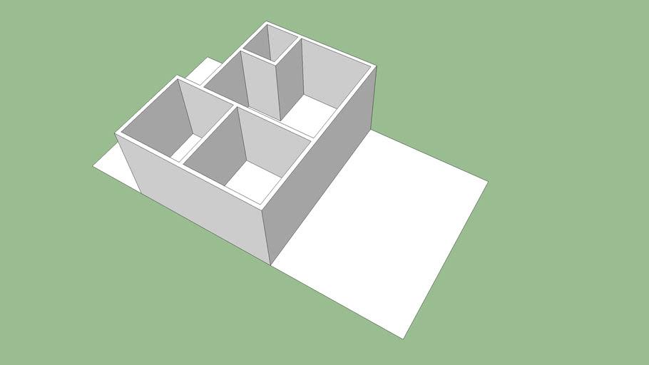 Creating Walls and Floor