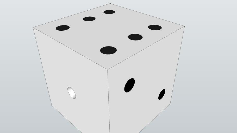 dice block