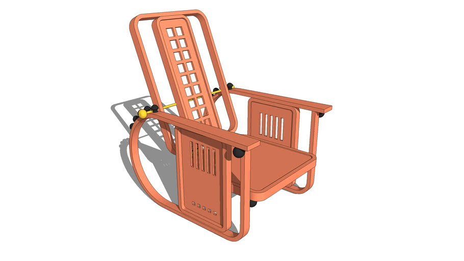 Josef Hoffmann Sitzmaschine