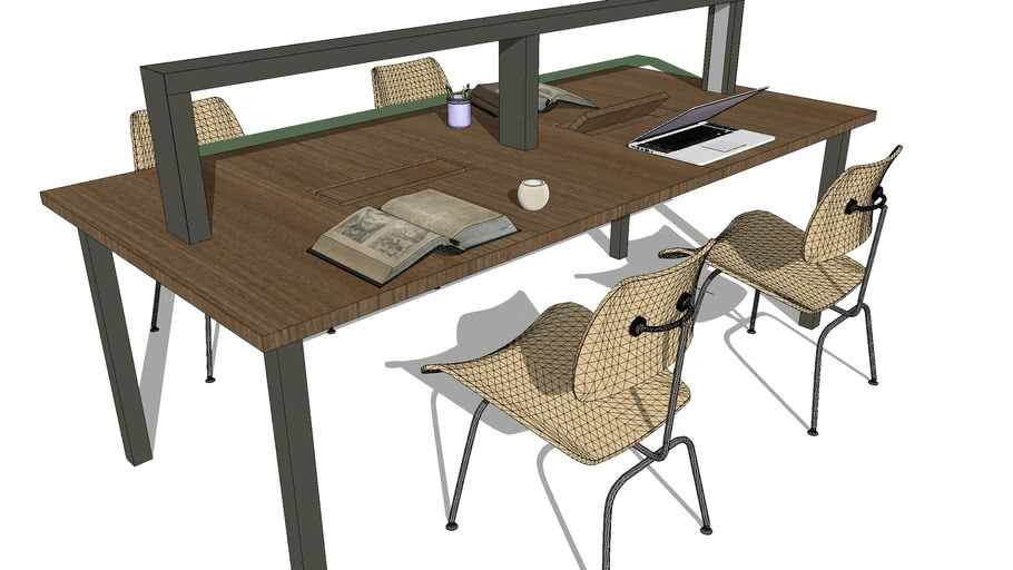 Worktable and  Studytable