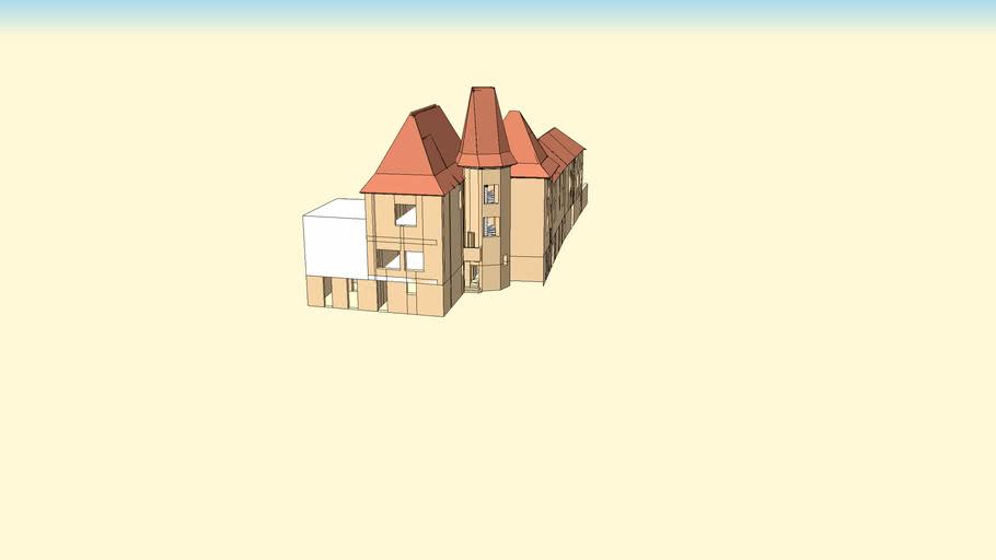 Maison Jeanne d'Albret Orthez